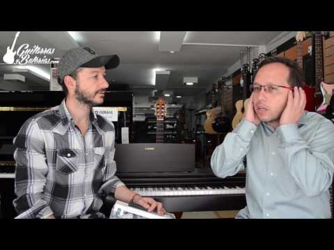 Yamaha YDP-143 Piano Digital - Demostración en Español