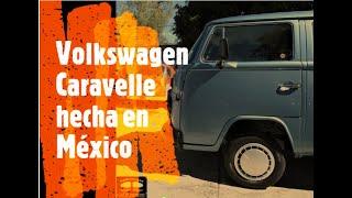 VOLKSWAGEN COMBI CARAVELLE, MEXICANA