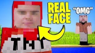 If Minecraft Skins Were Realistic