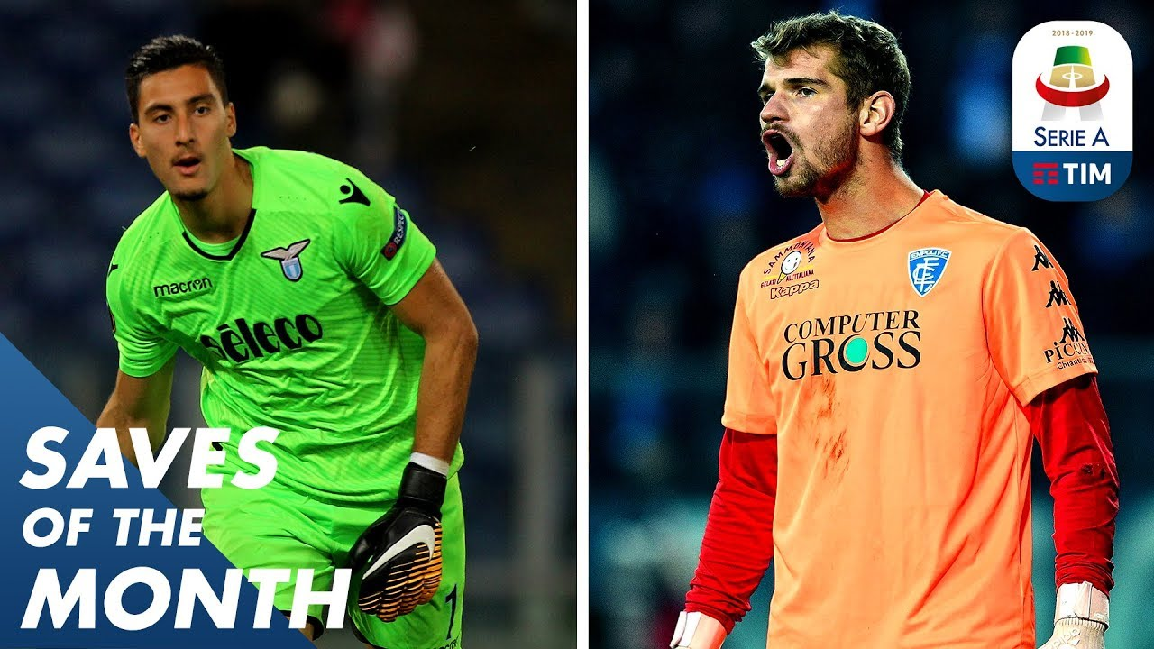 Provedel & Strakosha Great Saves | Saves Of The Month | December | Serie A