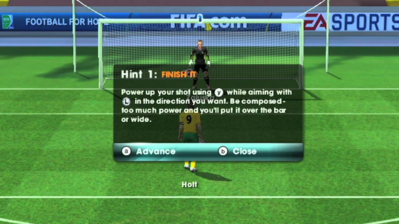 Fifa 12 Wii Gameplay Video Youtube