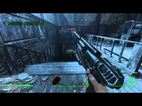 Playing with V.A.T.S. in Fallout 4