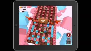 Игра Tiny Bombers геймплей (gameplay) HD качество
