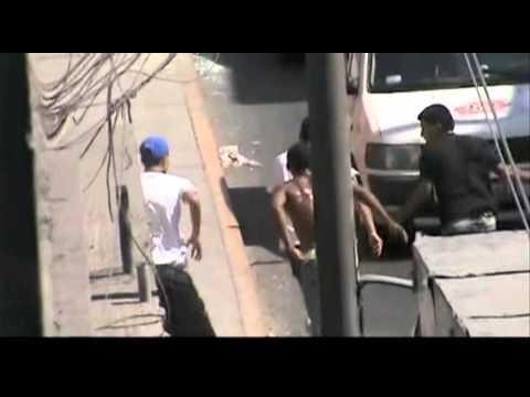Traffic Jam Robbery Gang Arrests