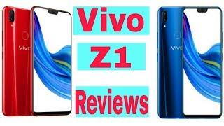 vivo z1 with snapdragon 660 & 19:9 display phone REVIEWS