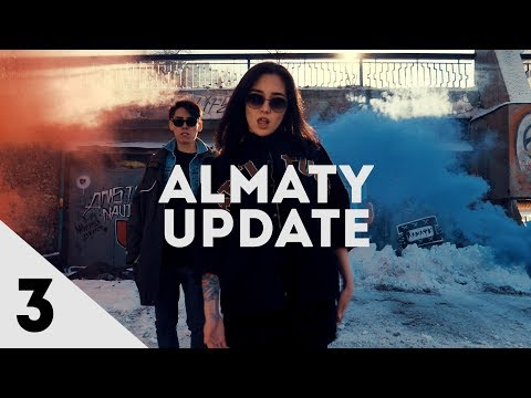 Almaty Update: Элджей - Розовое вино; Rihanna; The Weeknd; French Montana (cover by Heartbeat)