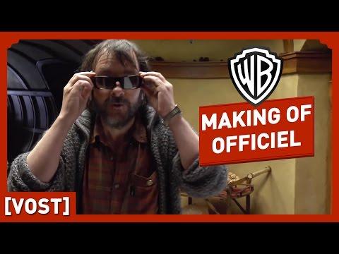 Le Hobbit - Making Of (VOST) / Journal de Bord 1 - Peter Jackson