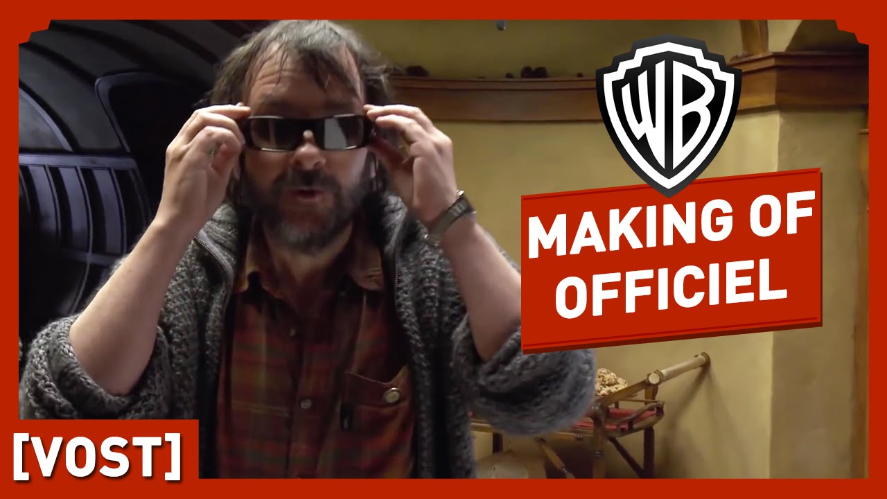 Le Hobbit - Making Of (VOST) / Journal de Bord 1 - Peter Jackson