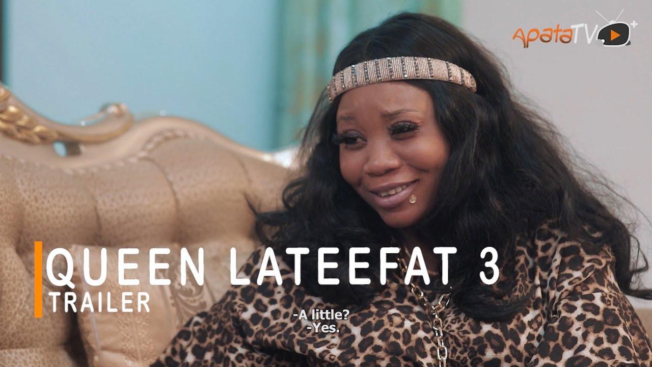 Download Queen Lateefat In Trouble With Sanyeri - Queen Lateefat 3 Yoruba Movie