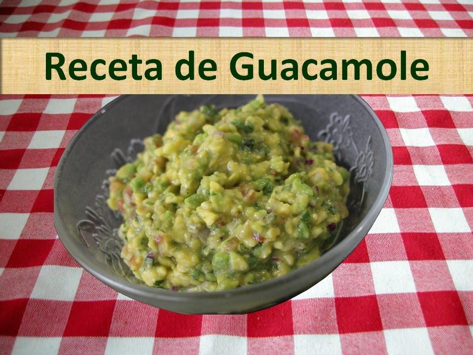 Como hacer guacamole colombiano f cil y r pido youtube - Que hacer de cenar rapido y facil ...