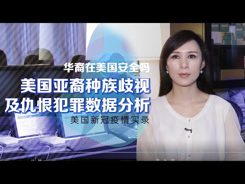 华裔在美国安全吗?美国亚裔种族歧视数据分析【美国新冠疫情实录】 | Discrimination and Hate Crimes Against Asian Americans Data from YouTube · Duration:  13 minutes 55 seconds