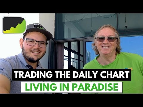 Interview With A Currency Trader Living In Paradise (ft. Jim Brown)