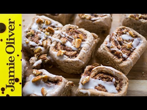 Maple Cinnamon Buns | Vegan
