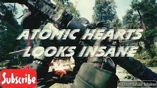 BIOSHOCK FANS take a look at ATOMIC HEART !