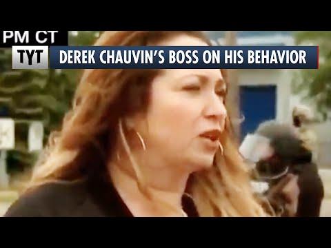 Derek Chauvin's Boss Hints At Racist Behavior