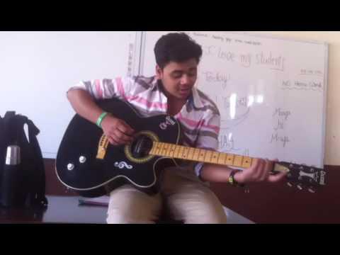 Guitar zaroori tha guitar chords : Nitish saxena nsb (zaroori tha) - YouTube