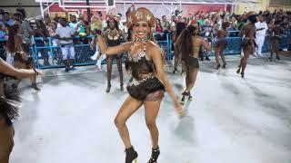 Rio Projekt Rio Carnaval 2019 - Paraiso do Tuiuti Ensaio Tecnico - Rio Carnival Samba Dancers