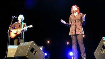 Rosanne Cash with John Leventhal - Sea of Heartbreak, Vanha Ylioppilastalo, Helsinki, May 6, 2013