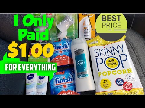 Dollar General Haul Free & Cheap Stuff With Coupons!