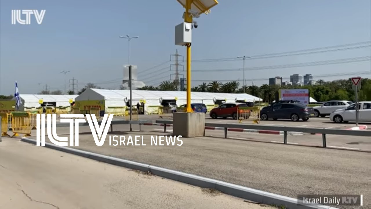 Your News From Israel - Mar. 24, 2020