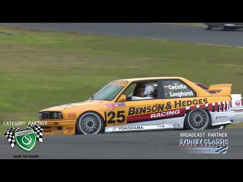 2017 Sydney Classic Speed Festival Epsiode 2 A&C Touring Cars, Group S, Group N, Regularity Highligh