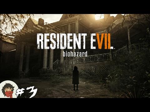 Resident evil 7 Jack the ripper
