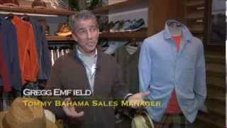 Tommy Bahama apparel