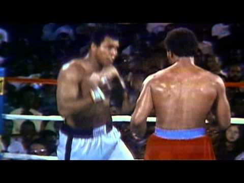 Muhammad Ali vs George Foreman (1974) -