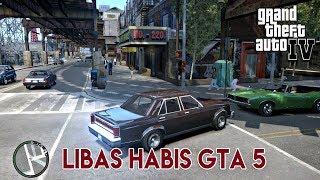 DULU DIHINA ! GAME JELEK GELAP, TAPI COBA LIHAT SEKARANG | GTA 4 GAMEPLAY ON GTX1050 W/ CRYENB V3