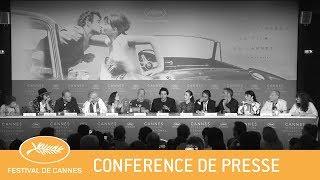 THE MAN WHO KILLED DON QUIXOTE - Cannes 2018 - Conférence de Presse - VF