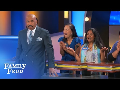 SHOCK-topus! | Family Feud from YouTube · Duration:  1 minutes 15 seconds