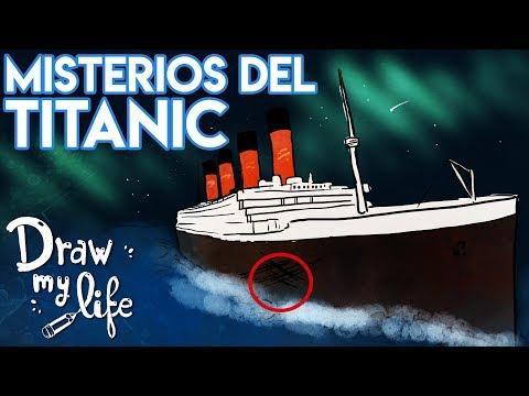 LO que NO SABÍAS del TITANIC | Draw My Life