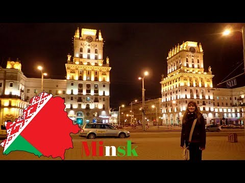 Minsk, Belarus traveling all around the world...