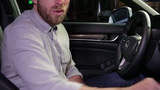 All New 2018 Honda Accord Reveal – Interior