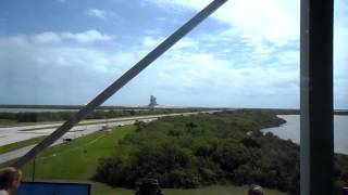 AMAZING KENNEDY SPACE CENTRE TOUR DESTINATION FLORIDA 2012 USA