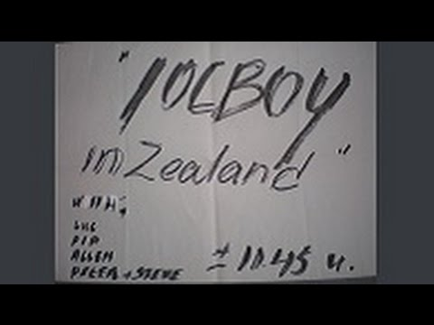 JOEBOY (Tuxedomoon) Live (Pt.1) @ 't Beest Goes Netherlands May 1984