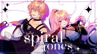 spiral tones / 律可 Mori Calliope【オリジナルMV】