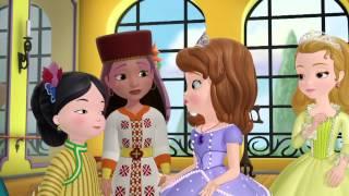Prenses Sofia - Prenseslik Sınavı