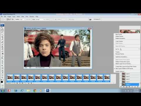 How To Make A Gif On Photoshop Cs3 For Tumblr