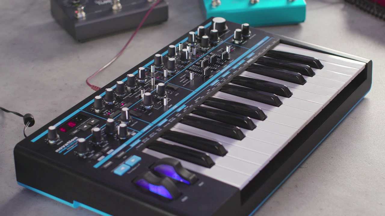 Novation Bass Station 2 : novation bass station ii 2 5 overview youtube ~ Hamham.info Haus und Dekorationen
