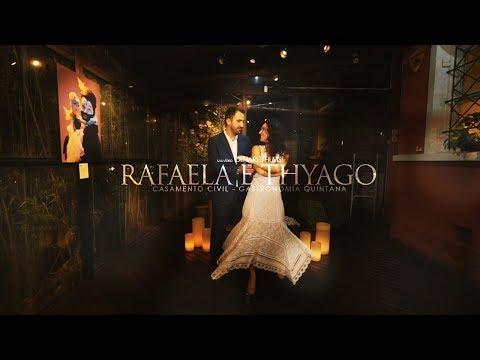Casamento Civil   Thyago e Rafaela   São Francisco de Paula e Nuvem de Coco