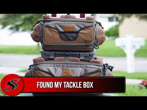 Finding the Right Tackle Box - Plano Guide Series