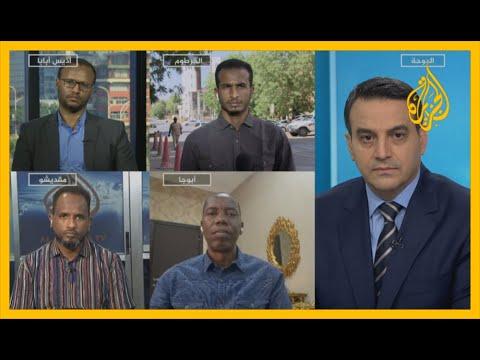 كيف تبدو استعدادات أفريقيا لمواجهة #كورونا؟.. التفاصيل مع شبكة مراسلينا  - نشر قبل 37 دقيقة