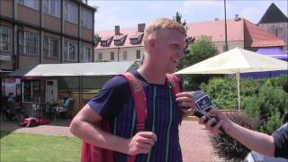 Patrik Malý po výhře v prvním kole kvalifikace na turnaje Futures v Pardubicích