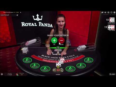 Video Casino royal panda
