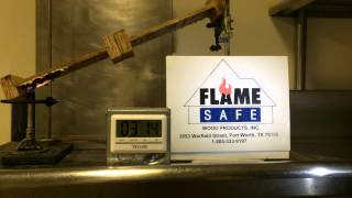 Fire Retardant Coating I-joists 1-800-333-9197 Flame Safe