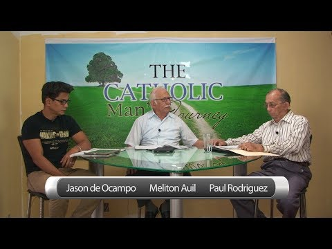 The Catholic Man's Journey - The Authentic Christian Men