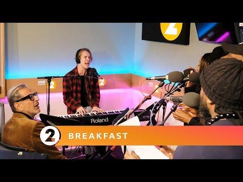Tom Odell - Piano Man (Billy Joel cover) Radio 2 Breakfast