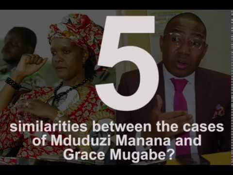 Manana and Mugabe: 5 similarities