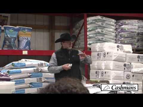 Learn with Cashmans - Hay Guard Preservative Seminar